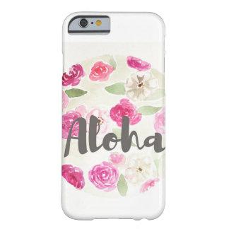 "iphone 5/5s Case ""Aloha"" Hawaiian Flower themed"