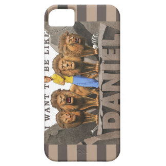 iPhone 5/5S Case - I Want To Be Like Daniel - Male