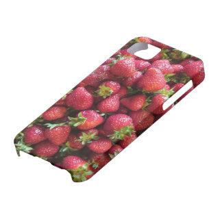 iPhone 5/5S Case - Summer Strawberries