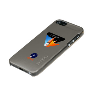 iPhone 5/5s Case With Nexø I mission patch