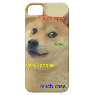 iPhone 5/5S Doge Case