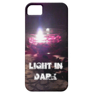 iPhone 5/5S, LIGHT IN DARK iPhone 5 Cases