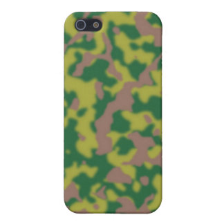 iPhone 5/5S Matte Finish Case army iPhone 5/5S Covers