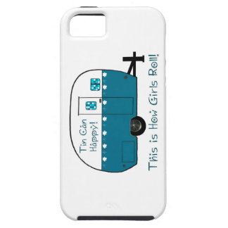 iPhone 5/5s Retro Camper iPhone 5 Cover