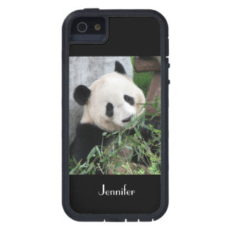 iPhone 5, 5S, SE Tough Xtreme Case Giant Panda