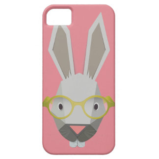 iPhone 5/5S Slim case Funny Bunny iPhone 5 Covers