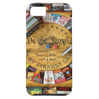 iPhone 5/5S, Tough, with We the People Game Logo Case For The iPhone 5