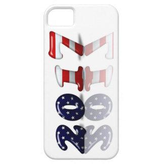 iPhone 5 American patriotic case 2017
