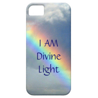 iPhone 5 Barely There Case Rainbow Divine Light iPhone 5 Case