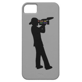 iPhone 5, Barely There To Each Her Own Films iPhone 5 Case