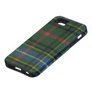 iPhone 5 Bisset Ancient Tartan Case