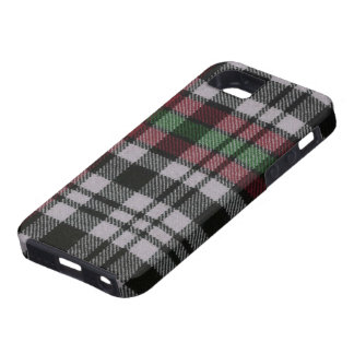 iPhone 5 Borthwick Modern Tartan Case