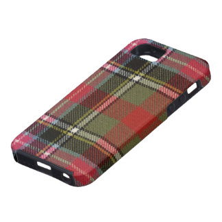iPhone 5 Bruce of Kinnaird Ancient Tartan Case