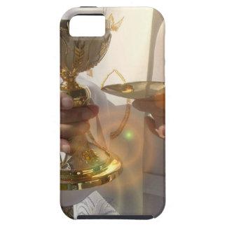 iPhone 5 C de modèle du vibe QPC de l'iphone 5 - Coque Tough iPhone 5
