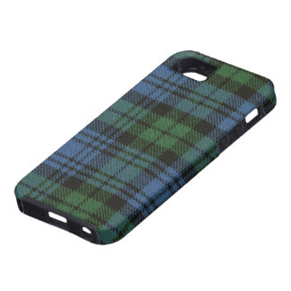 iPhone 5 Campbell Ancient Tartan Print Case