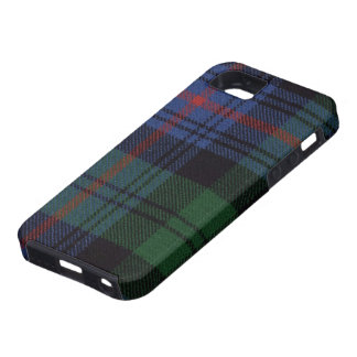 iPhone 5 Case Armstrong Ancient Tartan Print