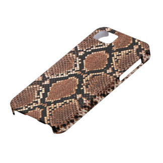 iPhone 5 Case - Boa Snakeskin