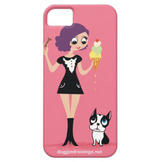 """iPhone 5 Case: Boogie Loves All-Mighty """"Beasley"""" Case For The iPhone 5"""