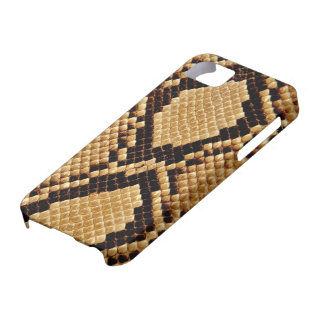 iPhone 5 Case - Burmese Snakeskin
