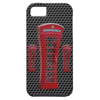 iPhone 5 case Carbon Telephone Booth change image