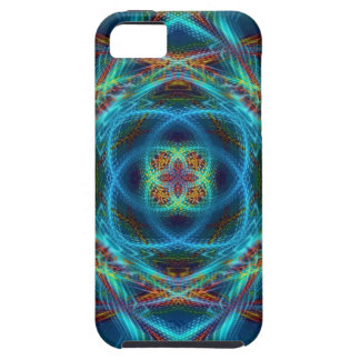 iPhone 5 Case Fractal Mandala