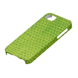 iPhone 5 Case - Green Boa III SnakeSkin