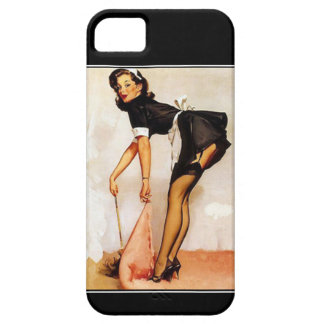 IPhone 5 Case-Mate Case Vintage PinUp Girl