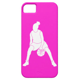 iPhone 5 Case-Mate Dribble Silhouette White/Pink iPhone 5 Cases
