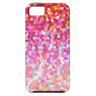 iPhone 5 Case Mosaic Sparkley Texture