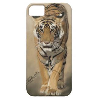 iPhone 5 case Stalking tigress