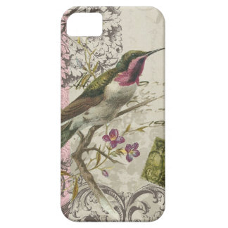 iPhone 5 case-Vintage Hummingbird Case For The iPhone 5