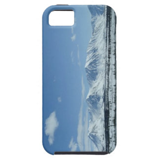 iPhone 5 Case - Winter Mountains