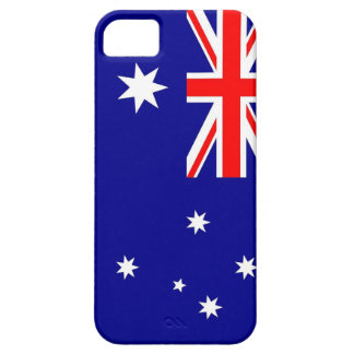 IPhone 5 Case with Flag of Australia