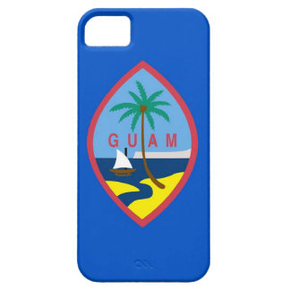 IPhone 5 Case with Flag of Guam