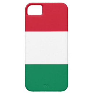 IPhone 5 Case with Flag of Hungary