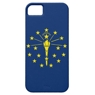 IPhone 5 Case with Flag of Indiana