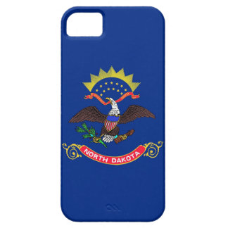 IPhone 5 Case with Flag of North Dakota