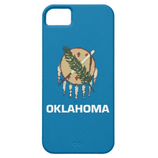 IPhone 5 Case with Flag of Oklahoma