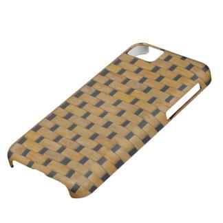 iPhone 5 Case - Woods - Blocks on Black