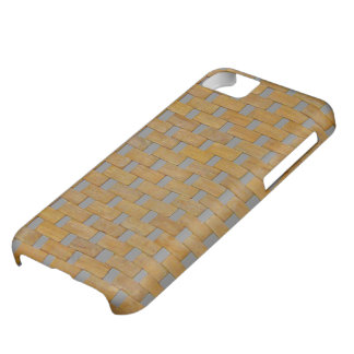 iPhone 5 Case - Woods - Blocks on Silver