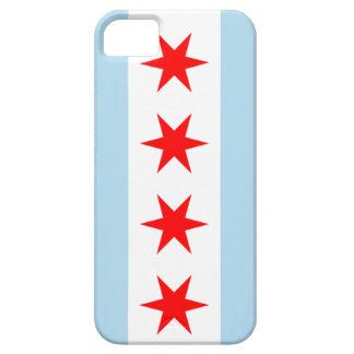 iPhone 5 chicago flag phone case