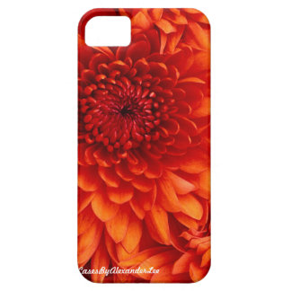 iPhone 5 Chrysanthemum Case