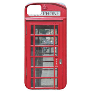 iPhone 5: Classic red telephone box photo Case For The iPhone 5