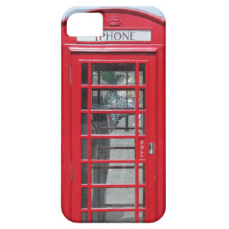 iPhone 5: Classic red telephone box photo iPhone 5 Cases