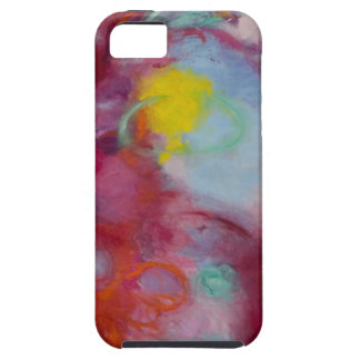 """iphone 5 cover, artwork entitled """"spin me round"""" iPhone 5 cover"""