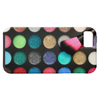 iPhone 5 Cover - Glitter Makeup