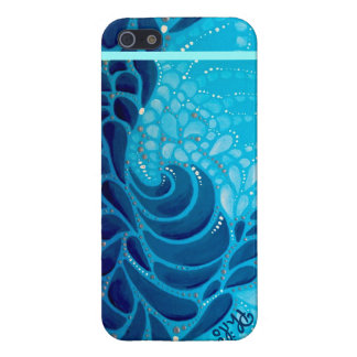 iPhone 5 Glossy Finish Case: Pacific Rush iPhone 5 Covers