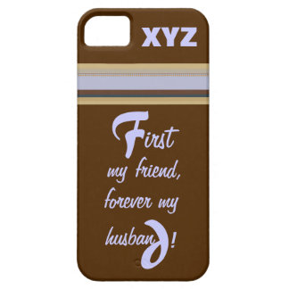 iphone 5 His Initials-Husband Case For The iPhone 5