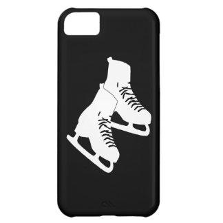 iPhone 5 Ice Skates Black Case For iPhone 5C