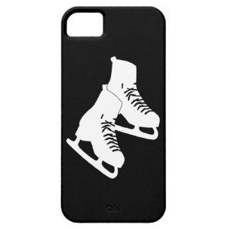 iPhone 5 Ice Skates Black iPhone 5 Cases